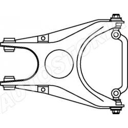 Left rear suspension arm - Fiat Fiorino 03/1988 - 1993