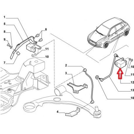 Fiat Doblo Combi Cargo Mk2 From 2009 Fuse Box Diagram Auto