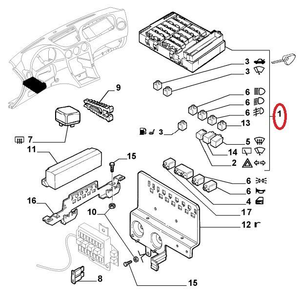 Wiring Diagram For Alfa Romeo 166 | Online Wiring Diagram on