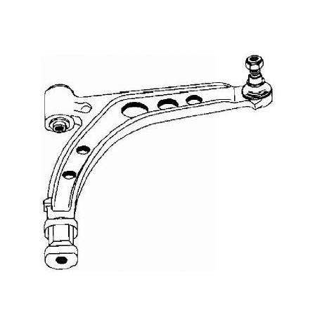 Bras de suspension avant gauche - Cinquecento/Seicento