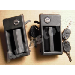 Set of outer door handles - Cinquecento All
