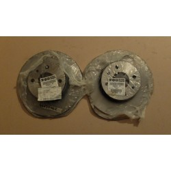 Rear brake disc set - Fiat Bravo / Multipla / Stilo / Lancia Delta