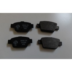 Rear brake pads - Fiat Bravo / Multipla / Stilo / Lancia Delta