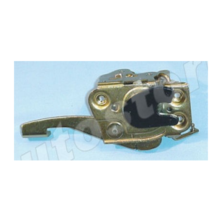 Right manual door lock - Fiat Cinquecento