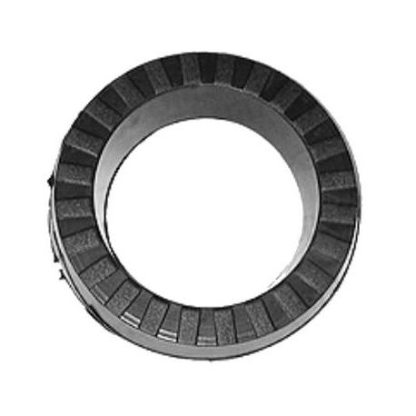 Anello attacco ammortizzatore sospensione posteriore - Barchetta / Punto
