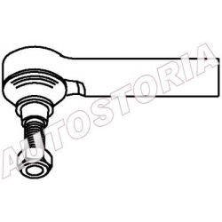 Tie rod end - Fiat Idea 2004-