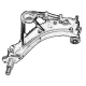 Left rear suspension arm - Barchetta / Punto (Without ABS)