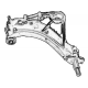 Right rear suspension arm - Barchetta / Punto (Without ABS)