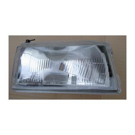 Proiettore H4 asimetrico (addatabile) - Uno Restyling (07/1989-->1994)