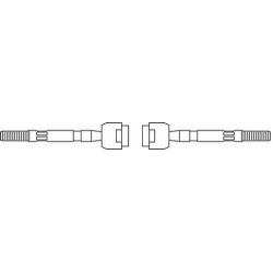 Testina assiale - Punto / Barchetta (sterzo manuale)
