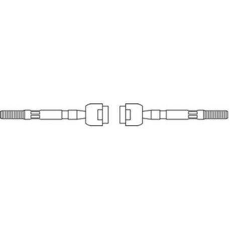 Rotule axiale - Punto / Barchetta (sans direction assistée)