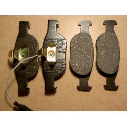 """Front brake pads set """"ATE"""" - Alfa Romeo / Fiat / Lancia"""