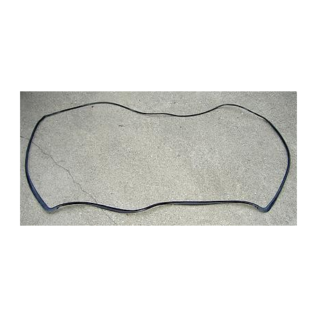 Windscreen rubbershield  - Punto Cabriolet -->09/1999