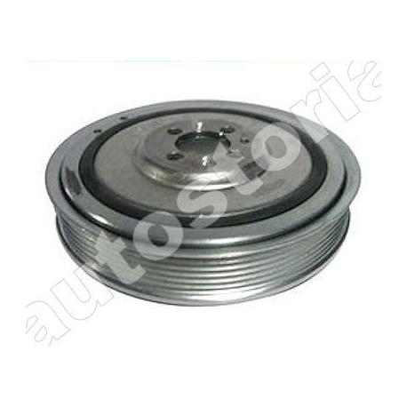 Crankshaft damper pulleyAlfa Romeo/Fiat
