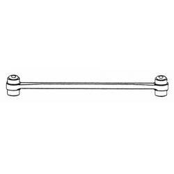 Front axle bar - 147/156/GT
