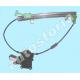 Electric window regulator Left Back166 (10/2000 -->)
