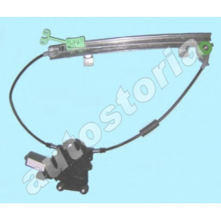 Electric window regulator Left Back166 (10/2000 -)