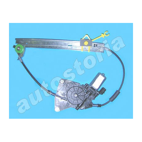 Electric window regulator Left Back156/156 SportWagon (10/1997 --> )