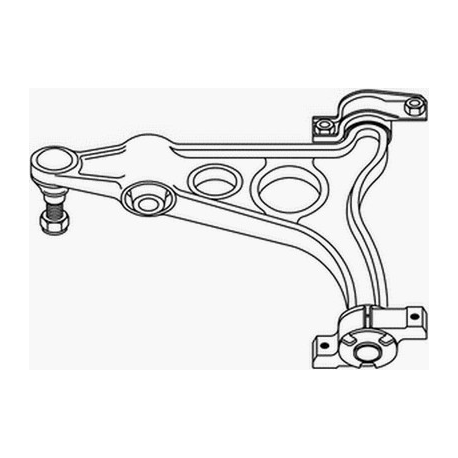 Left Suspension arm Lower147/156/GT