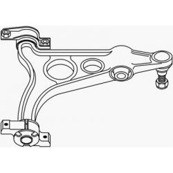 Right Suspension arm Lower147/156/GT