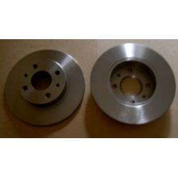 Disques de freins Avant (la paire) - Uno