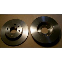 Front and rear brake discsBarchetta/Punto/Bravo/Cinquencento