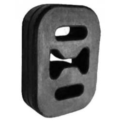 Middle silencer rubber - Alfa Romeo / Fiat / Lancia