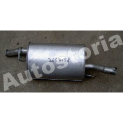 Rear exhaustPanda 1,1 ie (1108cc Weber SPI) Catalyst (1991 -- )