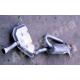 Rear exhaust - Barchetta