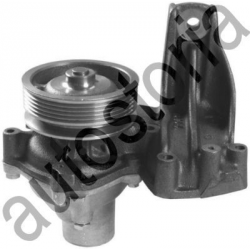 Water pump with lid - Fiat Regata (1986--1990) / Ritmo (1986--1988)