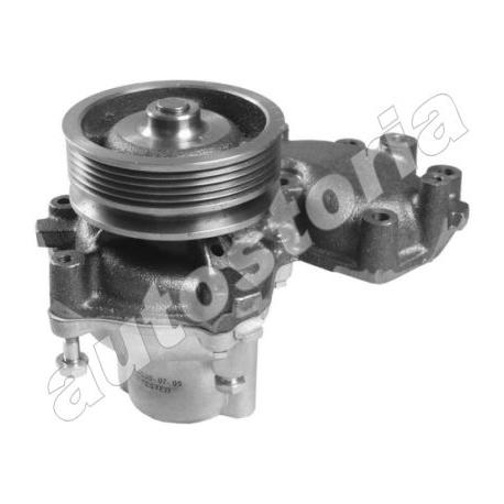 Water pump with lidAlfa Romeo/Fiat/Lancia