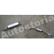 Rear exhaust - Seicento Sporting