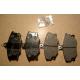 Front brake pads setBarchetta/Punto/Ritmo/Uno