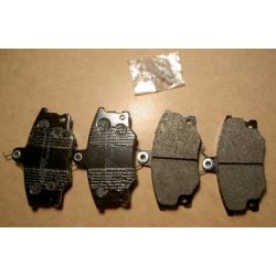 Plaquettes de freins avantBarchetta/Punto/Ritmo/Uno