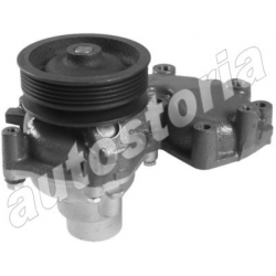 Water pump with lidAlfa Romeo/Fiat
