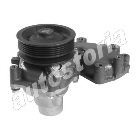 Pompe à eau avec couvercleAlfa Romeo/Fiat