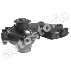 Water pump with lidAlfa Romeo/Lancia