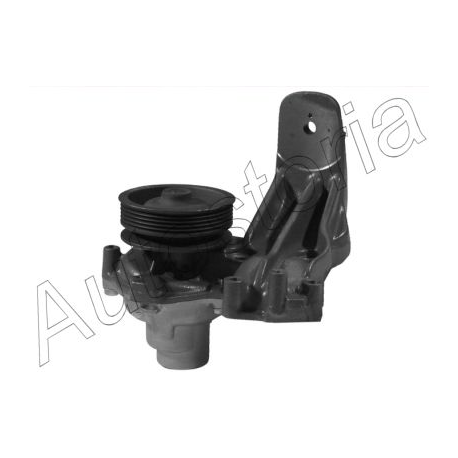 Water pump with lid - Lancia Delta (1986--1991)