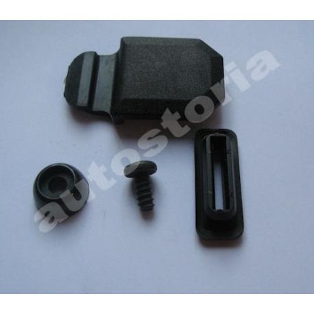 Rear glass mounting kitFiat 126/127/128/Panda/Uno