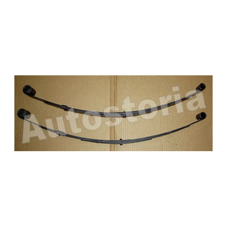 Set of leaf spring - Fiat Panda 4X4