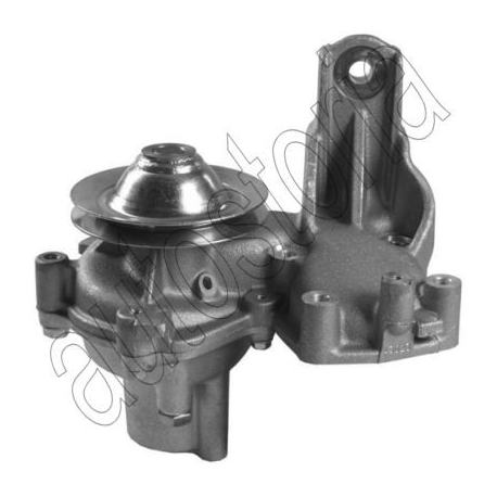 Water pump with lid - Fiat Regata (1983--1985) / Ritmo (1982--1985)