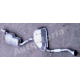 Rear exhaust - Coupe 1,8 16V