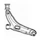 Bras de suspension avant gauche - Uno
