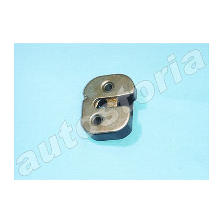Door striker plate left FrontUno All / Fiorino / Autobianchi Y10