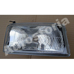 Right asymmetric Headlamp (suitable) - Uno Restyling (07/1989-1994)