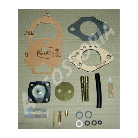 Kit di riparazione carburatore Weber 32 ICEE 250/32 - Uno 45 E.S