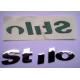 Rear emblemStilo