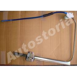 Left manual regulator windowCinquecento (1992 - )