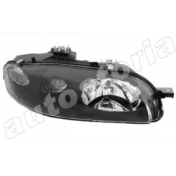 Right H1 + H1 Headlamp - MAREA HLX - ELX (BERLINA/SEDAN - S.W.) (09/1996 - 1999 )