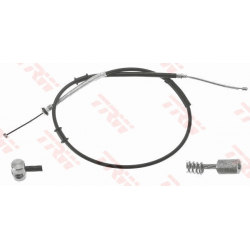 Rear right Brake cable - Fiat Grande Punto